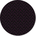 Credo Black/Aubergine