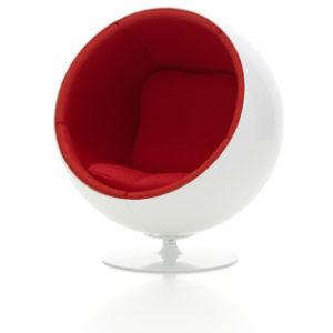 Miniature Ball Chair Vitra