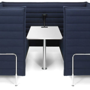 Alcove Cabin- Vitra - Royal blue